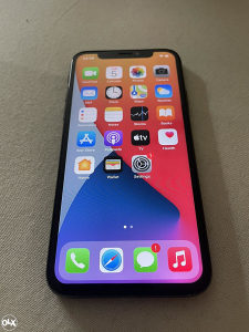 Apple iPhone X 650KM nova baterija