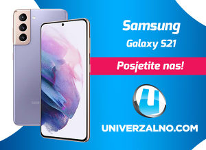 Samsung Galaxy S21 128GB (8GB RAM)