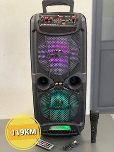 Bluetooth zvucnik sa mikrofonom i daljinskim