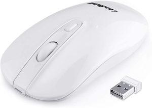 USB bezicni-wireless ergonomski mis 1600 DPI