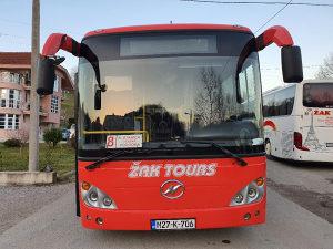 Autobus higer gradski