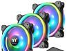 COL CAS Thermaltake Riing Trio 12 RGB (3 komada   HUB)
