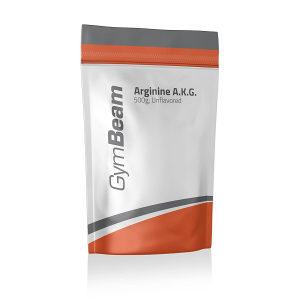Arginine Aminokiselina GymBeam aminokiselina