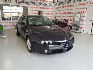 Alfa Romeo 159 SW 2.0 JTD Giugiaro