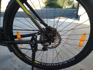 Biciklo scott