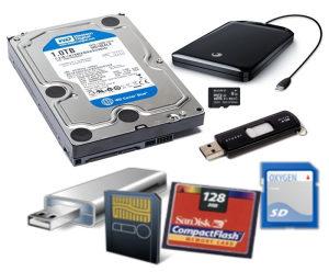 Data recovery / SOFTVERSKO spasavanje podataka