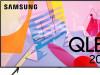 SAMSUNG QLED TV QE55Q60TAUXXH, QLED