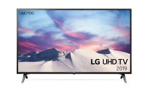 "LG 49"" ULTRA HD 4K TV 49UM7100PLB HDR Smart 2019"