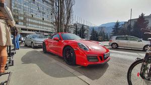 Porsche 911 Carrera GTS 4S