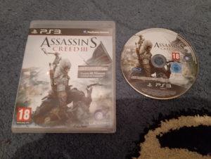 Assasian's Creed III PS3