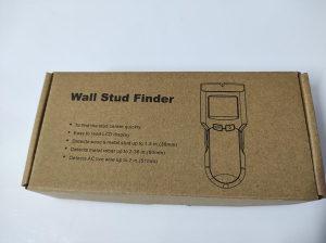 Wall stud finder, detektor kablova u zidu