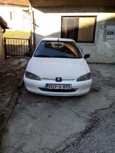 Peugeot 106 1.5 dizel reg 15.05