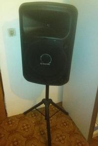 Zvučnik MANTA sa stalkom