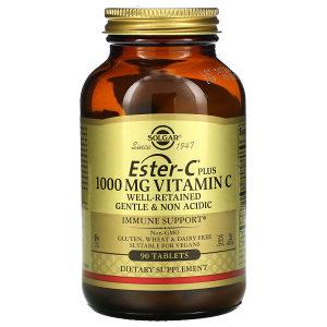 Ester-C/vitamin C/1000mg/90tab/Solgar