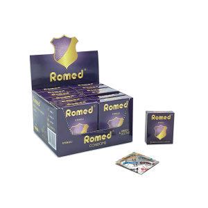 ROMED Stimuli -rebrasti prezervativi durex