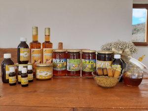 Med, propolis, matična mlijec, imuno med, medovača