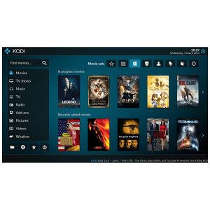 Android TV  Box, 4K, Quad CPU, RAM 2GB, H.265,