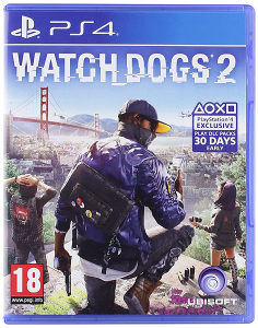 Watch Dogs 2 | PS4 Playstation 4