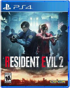 Resident Evil 2 Remastered | PS4 Playstation 4