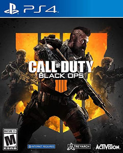 Call Of Duty Black Ops 4 | PS4 PlayStation 4