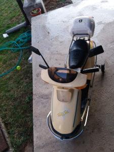 Elektricni motor djeci