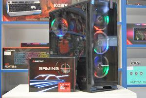Gaming računar i7 4770 RX550 4GB SSD 240GB