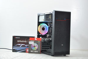 Gaming PC Fighter i5 4440/ RX550 4GB / 8GB RAM