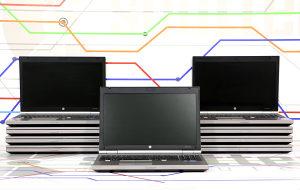 HP EliteBook 8570p - i5 3320m - 4GB RAM - 120GB SSD