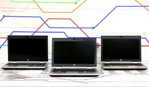 HP EliteBook 2570p - i5 3320m - 4GB RAM - 120GB SSD