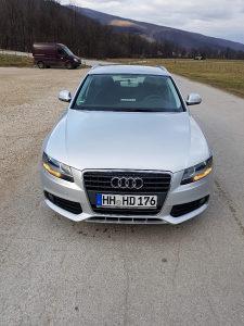 Audi A4 B8 2.0d 2009 Multitronik
