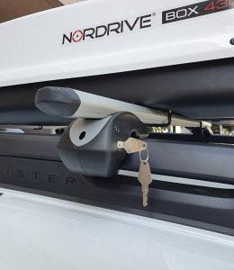 Krovni poprečni nosači i koferi za sve tipove vozila