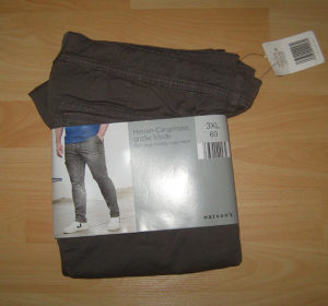 Muške pantalone - farmerke - pantole hlače watson's 3XL
