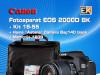 Fotoaparat CANON EOS2000D1855 BK