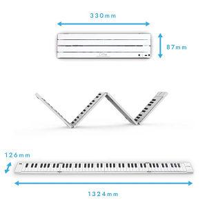 Klavir Klavijatura na sklapanje  Carry On