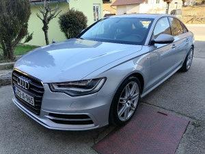 Audi A6 4G 3.0 TDI 2xS line,registrovan do 11.03.2022