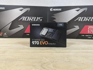 SSD Samsung 970 Evo 1TB M.2 2280 NVMe