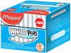 Kreda bijela 100/1 karton box Maped 935020