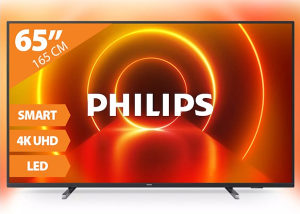 """Philips 65"""" PUS7805 UltraHD AMBILIGHT TV 65PUS7805/12"""