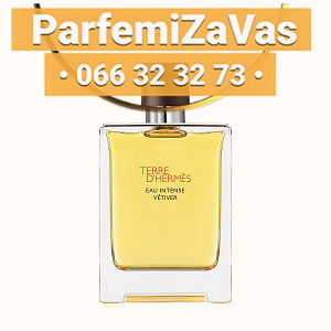 Hermes Terre D Hermes Eau Vetiver 10ml EDP Dekant M 10 ml