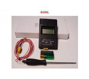 Termometar TM-906, ubodni, PT100, 0-500ºC