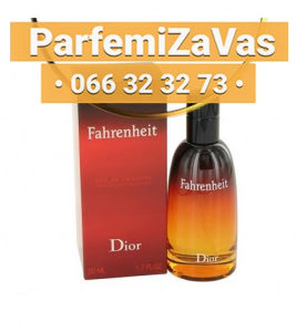 Christian Dior Fahrenheit 50ml M 50 ml