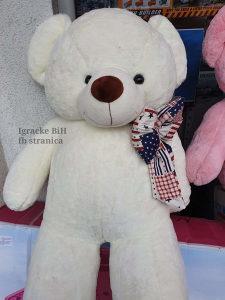 Veliki plisani medo medvjed 120 cm visine VISE BOJA
