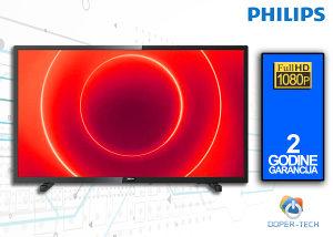"TV PHILIPS 43"" 43PFS5505/12 FHD"
