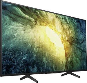 """SONY 49"""" Televizor TV X7055 4K SMART"""
