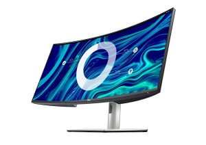 "DELL UltraSharp U3421WE Curved 34.14"" 3440x1440 USB-C"