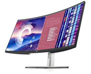 """DELL UltraSharp U3821DW Curved 37.5"""" 3840x1600 WQHD 21"""