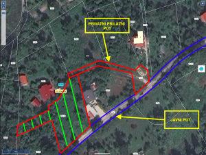 Prodaje se zemljiste: ILIJAŠ - MALEŠIĆI