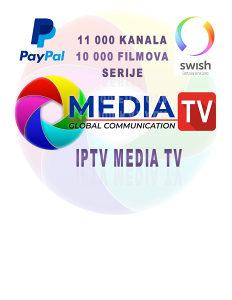 IPTV NORDIC AKCIJA 65 EU 12 MJESECI