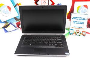 Laptop Dell E6430; i5-3320m; 256GB SSD; 8GB RAM
