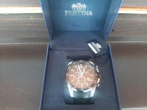 FESTINA muski sat. Original chronograph.